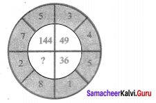 Samacheer Kalvi 6th Maths Solutions Term 3 Chapter 5 Information Processing Additional Questions 50