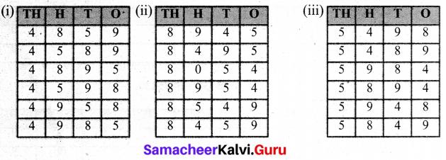 Samacheer Kalvi 6th Maths Term 1 Chapter 1 Numbers Intext Questions Page 17 Q1