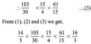 Maths Term 1 Samacheer Kalvi 8th Maths Chapter 1 Rational Numbers Ex 1.1