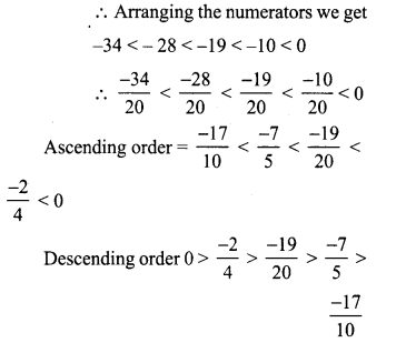 Samacheer Kalvi 8th Maths Term 1 Chapter 1 Rational Numbers Ex 1.1 28