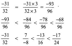 Samacheer Kalvi 8th Maths Term 1 Chapter 1 Rational Numbers Ex 1.1 33