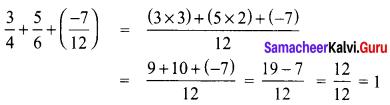 Samacheer Kalvi 8th Maths Term 1 Chapter 1 Rational Numbers Ex 1.1 35