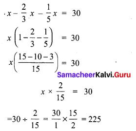 Samacheer Kalvi 8th Maths Term 1 Chapter 1 Rational Numbers Ex 1.3 21