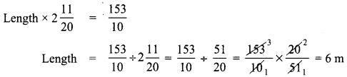 Samacheer Kalvi 8th Maths Term 1 Chapter 1 Rational Numbers Ex 1.3 9