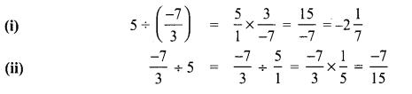 Samacheer Kalvi 8th Maths Term 1 Chapter 1 Rational Numbers Intext Questions 10