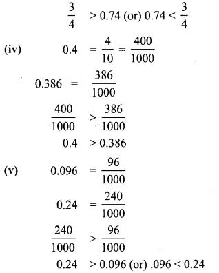 Samacheer Kalvi 8th Maths Term 1 Chapter 1 Rational Numbers Intext Questions 2