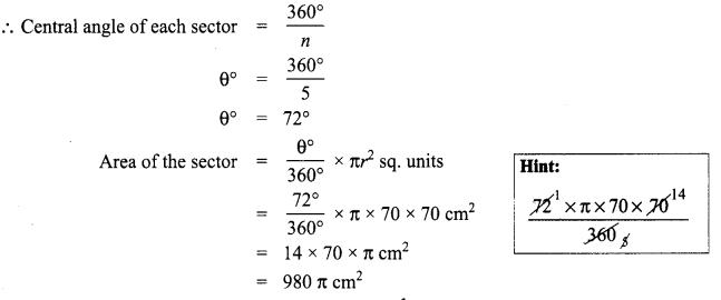 Samacheer Kalvi 8th Maths Term 1 Chapter 2 Measurements Ex 2.1 12