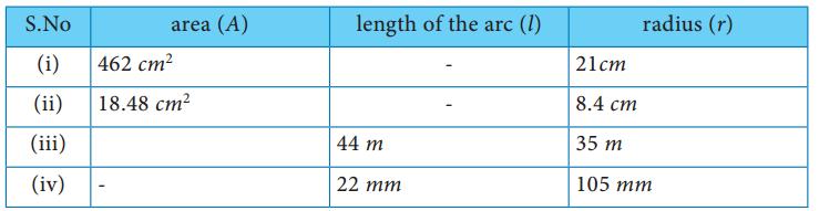 Samacheer Kalvi 8th Maths Term 1 Chapter 2 Measurements Ex 2.1 19