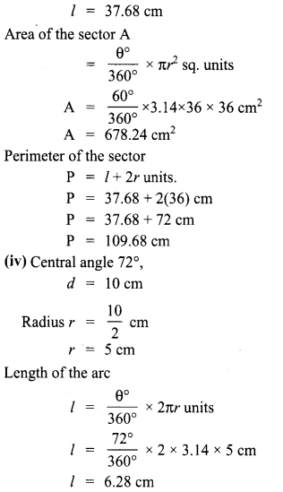 Samacheer Kalvi 8th Maths Term 1 Chapter 2 Measurements Ex 2.1 5
