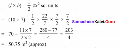 8th Standard Maths Measurement Term 1 Chapter 2 Ex 2.2 Samacheer Kalvi