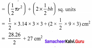 Samacheer Kalvi 8 Maths Book Solutions Term 1 Chapter 2 Measurements Ex 2.2