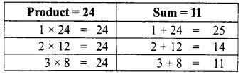 Samacheer Kalvi 8th Maths Term 1 Chapter 3 Algebra Ex 3.5 86