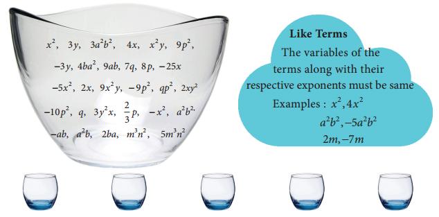 Samacheer Kalvi 8th Maths Term 1 Chapter 3 Algebra Intext Questions 6