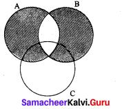 Samacheer Kalvi 9th Maths Chapter 1 Set Language Additional Questions 14