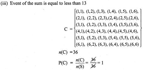Samacheer Kalvi 9th Maths Guide Solutions Chapter 9 Probability Ex 9.1