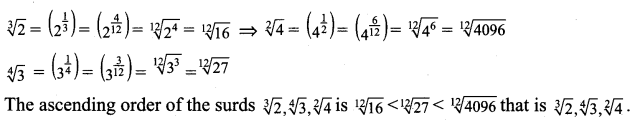 Samacheer Kalvi 9th Maths Chapter 2 Real Numbers Additional Questions 12