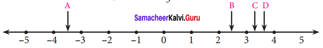 9th Maths Exercise 2.1 Samacheer Kalvi Chapter 2 Real Numbers