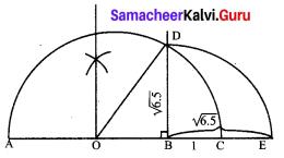 Samacheer Kalvi 9th Maths Chapter 2 Real Numbers Ex 2.3 3