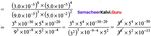 Samacheer Kalvi 9th Maths Chapter 2 Real Numbers Ex 2.8 2