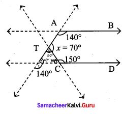 Samacheer Kalvi 9th Maths Chapter 4 Geometry Ex 4.1 2