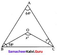 Samacheer Kalvi 9th Maths Chapter 4 Geometry Ex 4.2 11