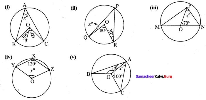 Samacheer Kalvi 9th Maths Chapter 4 Geometry Ex 4.3 10