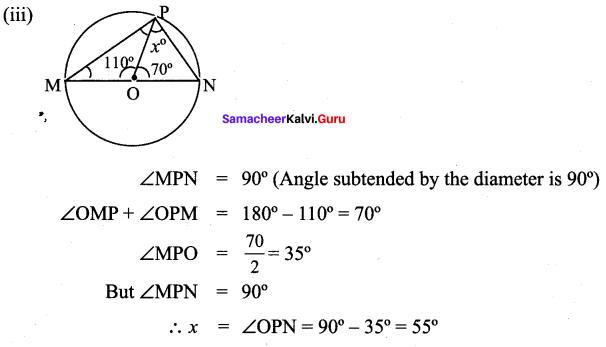 Samacheer Kalvi 9th Maths Chapter 4 Geometry Ex 4.3 13