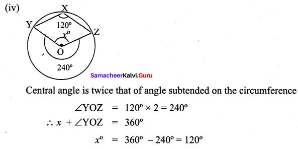Samacheer Kalvi 9th Maths Chapter 4 Geometry Ex 4.3 14