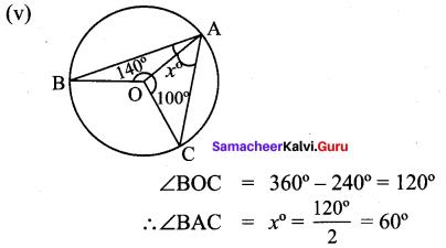Samacheer Kalvi 9th Maths Chapter 4 Geometry Ex 4.3 60