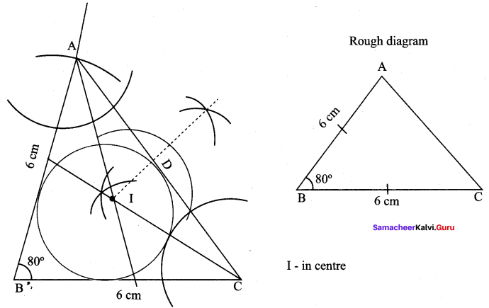 9th Geometry 4.6 Maths Solutions Chapter 4 Samacheer Kalvi