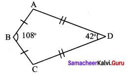 Samacheer Kalvi 9th Maths Chapter 4 Geometry Ex 4.7 2