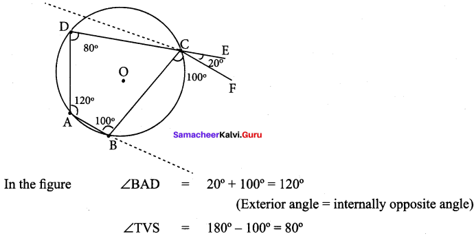Samacheer Kalvi 9th Maths Chapter 4 Geometry Ex 4.7 81