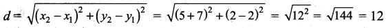 Samacheer Kalvi 9th Maths Chapter 5 Coordinate Geometry Additional Questions 60