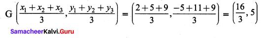 Samacheer Kalvi 9th Maths Chapter 5 Coordinate Geometry Additional Questions 94