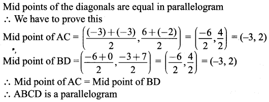 Exercise 5.3 Class 9 Maths Solutions Chapter 5 Coordinate Geometry Samacheer Kalvi
