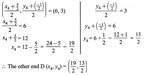 Samacheer Kalvi 9th Maths Chapter 5 Coordinate Geometry Ex 5.4 50