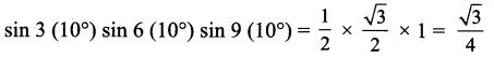 Samacheer Kalvi 9th Maths Chapter 6 Trigonometry Additional Questions 50