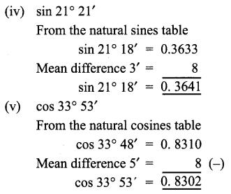 Samacheer Kalvi 9th Maths Chapter 6 Trigonometry Ex 6.4 2