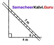 Samacheer Kalvi 9th Maths Chapter 6 Trigonometry Ex 6.4 6