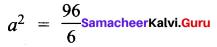 Samacheer Kalvi 9th Maths Chapter 7 Mensuration Additional Questions 6