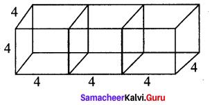 9th Maths Exercise 7.2 Solutions Chapter 7 Mensuration Samacheer Kalvi