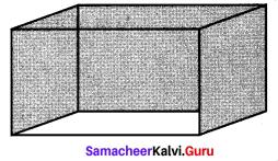 9th Maths Mensuration Exercise 7.2 Chapter 7 Samacheer Kalvi