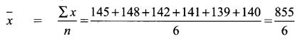 Class 9 Maths Chapter 8 Solutions Statistics Ex 8.1 Samacheer Kalvi