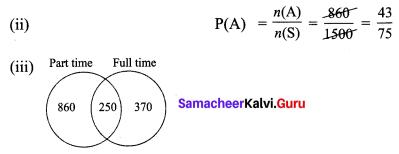 Samacheer Kalvi 9th Maths Chapter 9 Set Language Ex 9.2 7