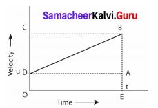 Samacheer Kalvi 9th Science Solutions Chapter 2 Motion 4