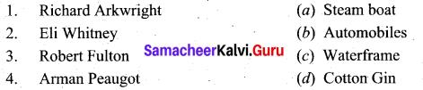 Samacheer Kalvi 9th Social Science History Solutions Chapter 10 Industrial Revolution 2
