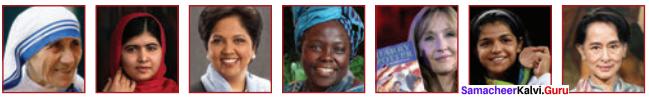 Empowered Women Navigating The World Summary Samacheer Kalvi 10th English Solutions Prose Chapter 3