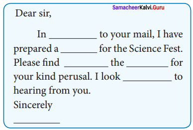 Tech Bloomers Author Name Samacheer Kalvi 10th English Solutions Prose Chapter 5