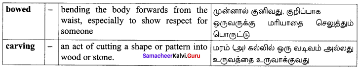 10th English Supplementary Story In Tamil Chapter 3 The Story Of Mulan Samacheer Kalvi