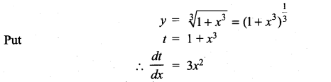 Samacheer Kalvi 11th Maths Solutions Chapter 10 Differentiability and Methods of Differentiation Ex 10.3 1